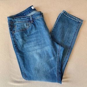 Kenneth Cole Skinny Jeans, Sz 12, GUC